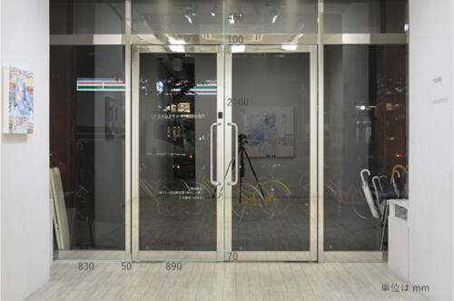 スペースM(入口01)